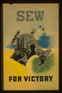 Sew For Victory  / Pistchal. Image