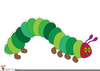 Eric Carle Clipart Free Image