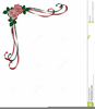 Christmas Invitations Borders Image