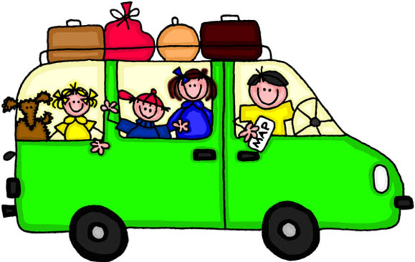 clipart of family vacation - photo #10