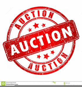 free auction gavel clipart image