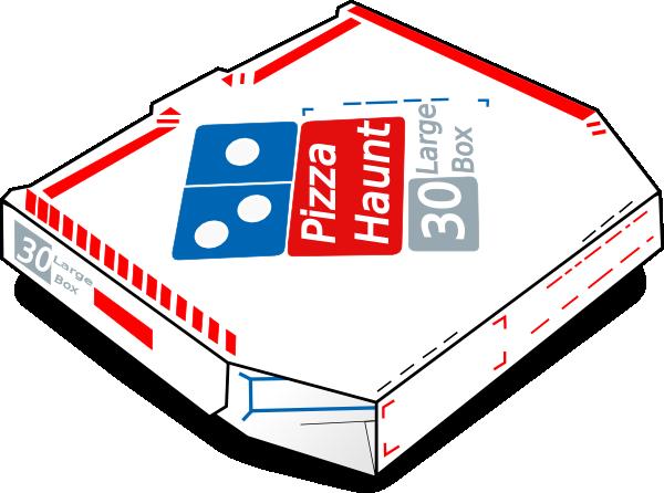 pizza box clipart free - photo #4
