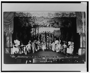 The Awakening  - A James H. Hull Production For Beaumont Klan No. 7 - Kkk, Beaumont, Texas, May 12, 13, 14, 15, 16, 17, 1924  / Photo By Reeves. Image
