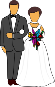 The Wedd Clip Art