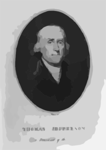 Thomas Jefferson Clip Art