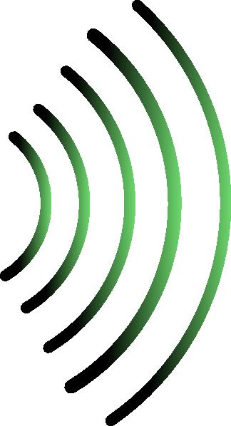 rf signal wave clip art at clker com vector clip art online