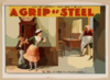 The Successful, Romantic Drama, A Grip Of Steel Clip Art