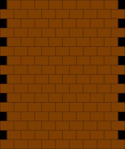 Brick Wall Jail Clip Art at Clker.com - vector clip art online ...