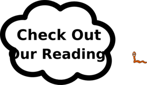 Check Out Reading Clip Art
