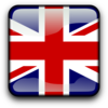 British Flag Button Clip Art