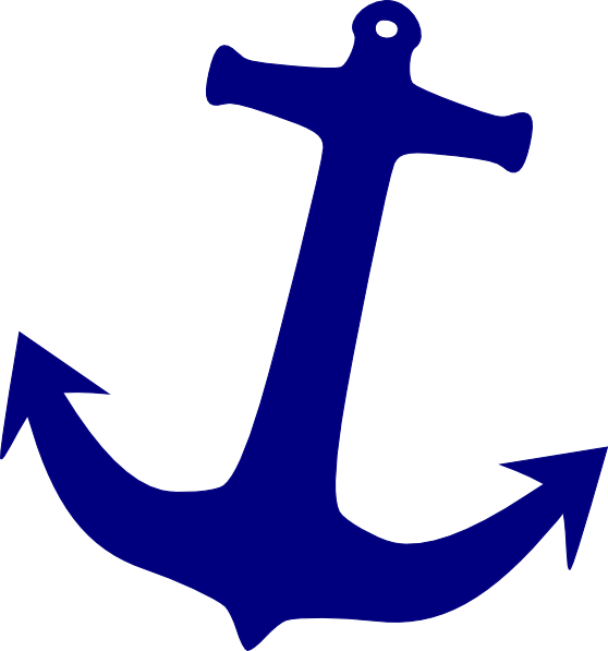 Clip Art Navy Clipart navy anchor clip art at clker com vector online download this image as