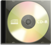 Cd-r Compact Disc-recordable Clip Art