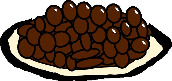 Beans Clip Art at Clker.com - vector clip art online, royalty free ...