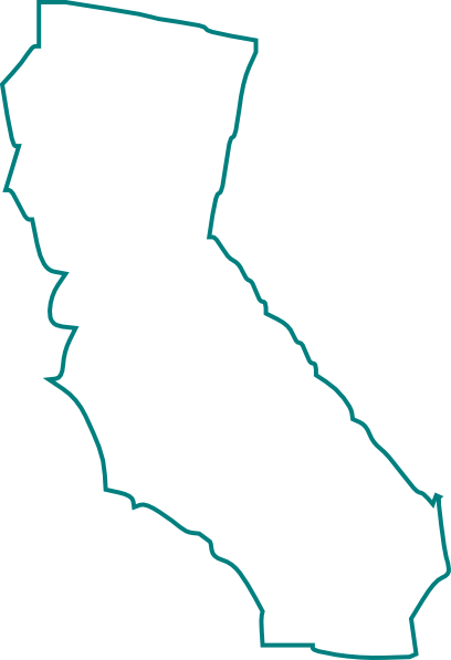 clip art california map - photo #4