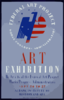 Federal Art Project, Works Progress Administration Art Exhibition By Artists Of The Federal Art Project ... [at The] Albany Institute Of History And Art Clip Art