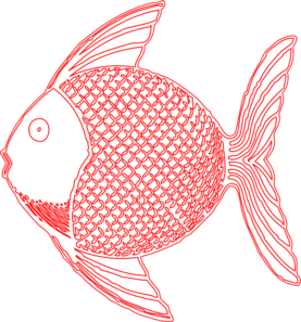 Tropical Fish Clip Art