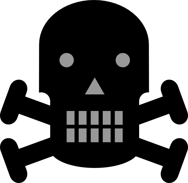 Danger Symbol Clip Art at Clker.com - vector clip art ...