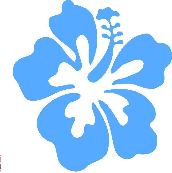 Coral Hibiscus Clip Art at Clker.com - vector clip art ...