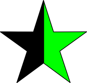 Green Anarchism Clip Art