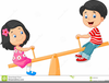 Seesaw Cartoon Images Image