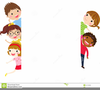 Cute Free Kids Clipart Image