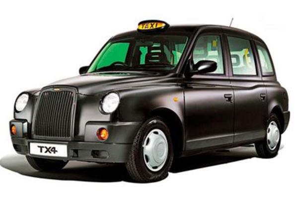 Black Cab | Free Images at Clker.com - vector clip art ...