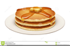 Free Clipart Pancakes Image