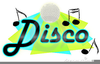 Disco Lights Clipart Free Image