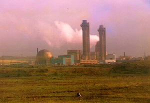 Storm Clouds Over Sellafield Geograph Org Uk Image