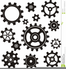 Free Clipart Gears Cogs Image