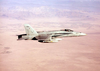 F/a-18 Hornet On Combat Mission Over Afghanistan. Image