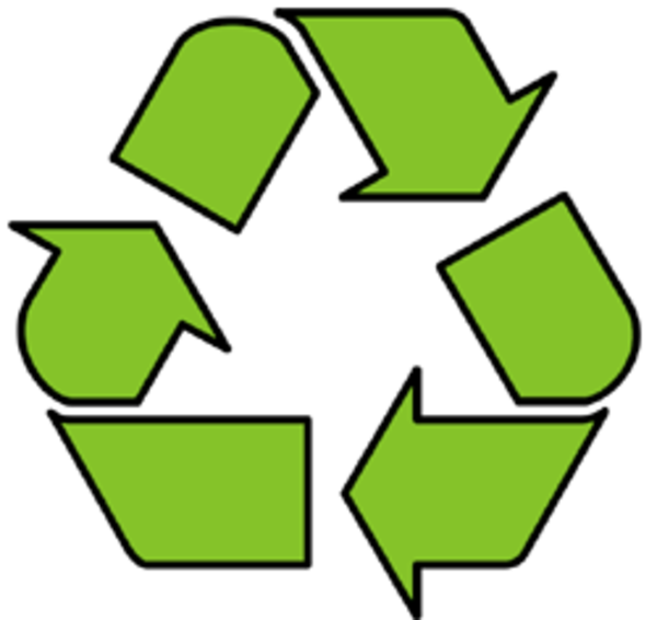 recycling logo free images at clkercom vector clip