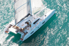 Ocean Cruising Catamaran Sailboat Image