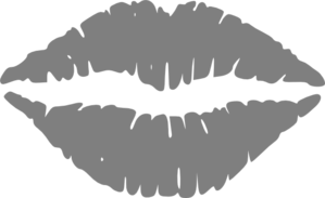 Lips Kissable Clip Art