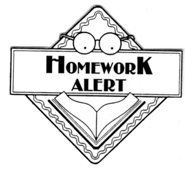 Free clipart homework