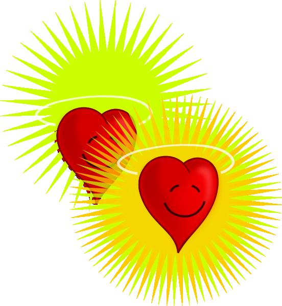 Happy Heart Clip Art at Clker.com - vector clip art online ...