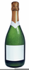 Clipart Champagne Bottle Image