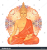 Simple Buddha Art Image