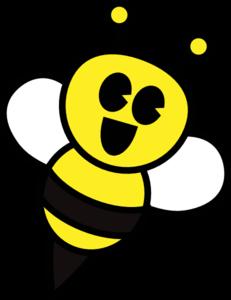 bumblebee clip art at clker com vector clip art online royalty rh clker com bumble bee clipart for teachers bumble bee clip art images free