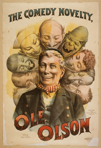 The Comedy Novelty, Ole Olson Image
