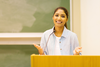 Bigstock Pretty Indian Female College S Speaker Hi Res Image