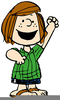 Peppermint Patty Clipart Image