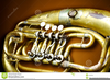 Brass Instruments Clipart Image