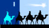4th Wise Man Clip Art