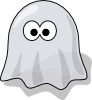 Cartoon Ghost Clip Art