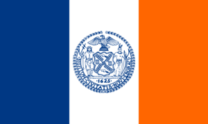Flag Of New York City Image