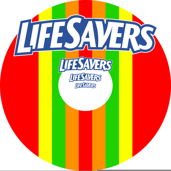life saver candy clipart
