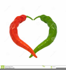 Free Clipart Of Chili Peppers Image