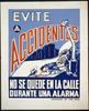 Evite Accidentes No Se Quede En La Calle Durante Una Alarma / 6 Mar. Image