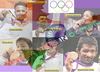 All Indian Olympic Winners With Medals Copy Image